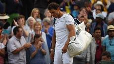 Nadal bị đá bay khỏi Wimbledon sau cuộc marathon nghẹt thở