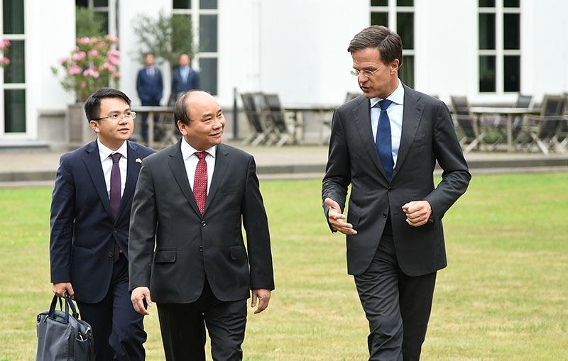 Thủ tướng Hà Lan muốn hợp tác sâu sắc hơn với Việt Nam