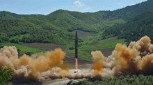 Mỹ phản ứng chậm với các vụ Triều Tiên thử tên lửa