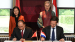 Tuyên bố chung Việt Nam - Hà Lan