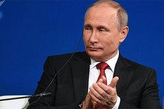 """""""Vũ khí bí mật"""" của Tổng thống Putin"""