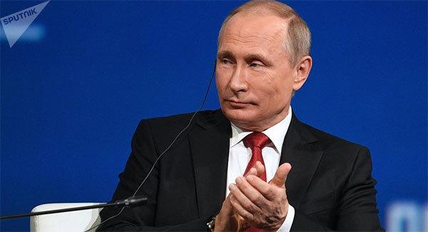 'Vũ khí bí mật' của Tổng thống Putin