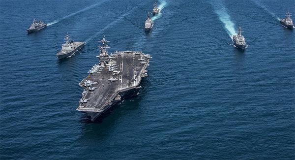 Mỹ phát thông điệp chiến lược tới Trung Quốc