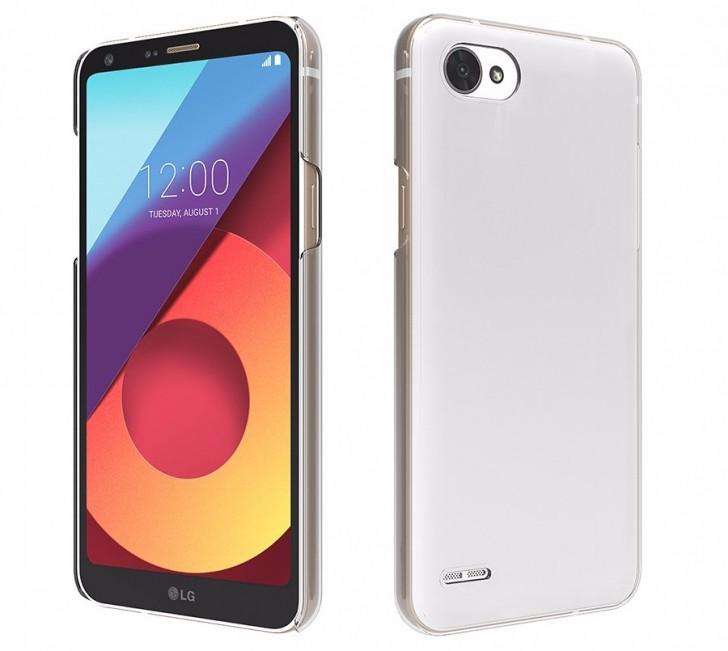 Lộ ảnh chi tiết LG Q6, mẫu smartphone hoàn toàn mới của LG