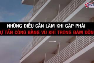 An ninh báo động đỏ, Anh tung video hướng dẫn người dân chạy trốn