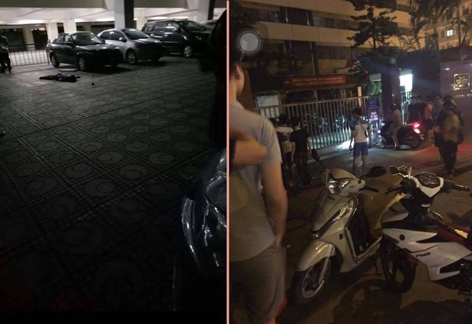 Hà Nội: Nam sinh tử vong nghi do nhảy lầu tự tử