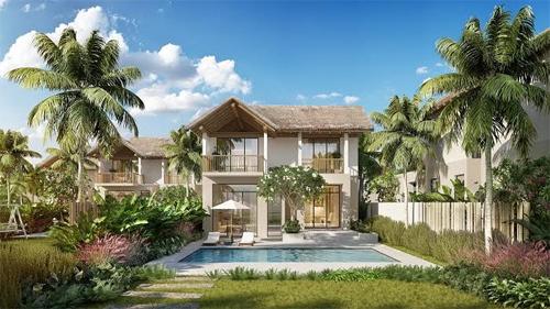 Sun Premier Village Kem Beach Resort ra mắt biệt thự Sirena