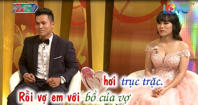Vợ chồng son, MC Hồng Vân, hôn nhân, kết hôn, gamshow