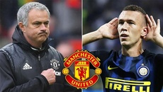 """MU """"đóng gói"""" Perisic, Mourinho nổi giận vì quê độ"""
