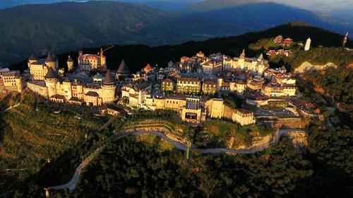 Sun World Ba Na Hills- Khu du lịch hàng đầu VN 2017