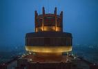 Chùm ảnh siêu thực hiếm có về thủ đô Triều Tiên