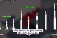 Những quốc gia nào đang sở hữu vũ khí 'hủy diệt nhân loại'?