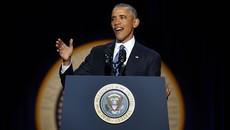 Kiểm tra kỹ năng nghe qua bài phát biểu từ chức của Obama