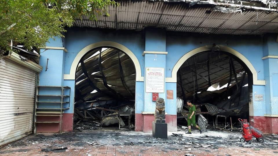 Cháy chợ Tân Thanh,Cháy chợ,Cháy ở Lạng Sơn,Lạng Sơn