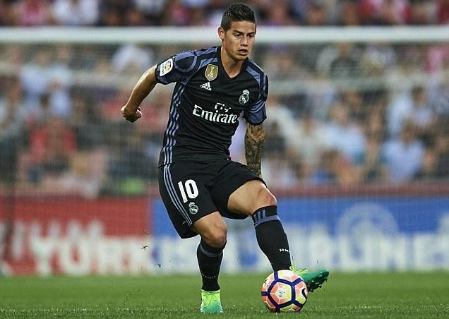 MU tuyển thêm 2 'hàng khủng', James Rodriguez cập bến Bayern