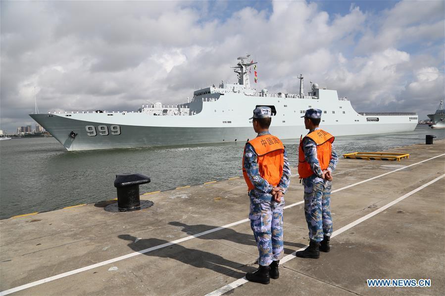 PLA, căn cứ quân sự, giữ gìn hòa bình
