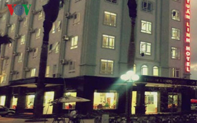 Nữ du khách rơi từ tầng 4, tử vong ở Thanh Hóa