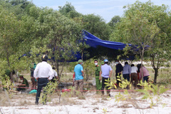 Cục Cảnh sát Hình sự vào cuộc vụ bé Nghĩa bị sát hại