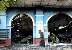 Tiểu thương chợ Tân Thanh kể phút gia tài tiền tỷ cháy thành tro