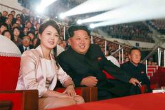 Vợ ông Kim Jong Un bất ngờ tái xuất