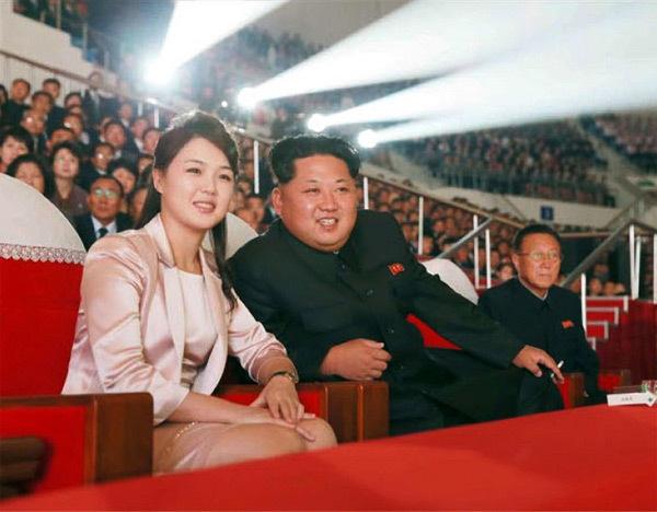 Kim Jong Un, vợ Kim Jong Un, Ri Sol Ju, Triều Tiên