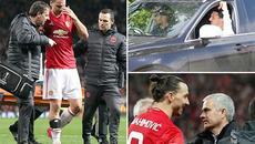 Ibrahimovic tái xuất thần kỳ, ký hợp đồng mới với MU