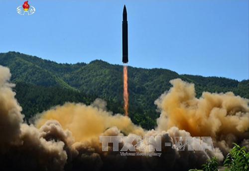 quan hệ Mỹ - Triều,Triều Tiên,tên lửa Triều Tiên