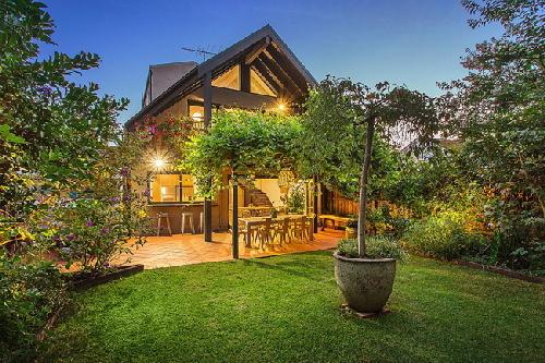 nhà đẹp, biệt thự, thiên đường xanh