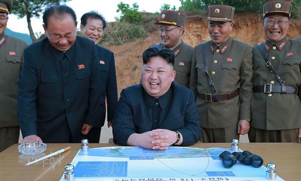 Triều Tiên, tên lửa Triều Tiên, tình hình Triều Tiên, kỹ sư vũ khí Triều Tiên, Kim Jong Un