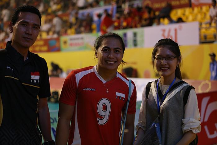 VTV Cup 2017, Manganang, Kim Huệ