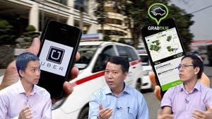 Uber, Grab, taxi truyền thống: Kỳ vọng lời cam kết từ nhà quản lý