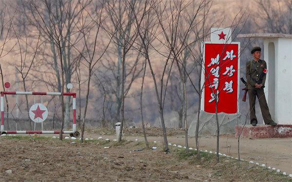 Trung Quốc, Triều Tiên, Học thuyết trách nhiệm của Trung Quốc, tên lửa Triều tiên