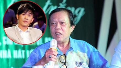 'Vua nhạc sến' lên tiếng sau phát ngôn chê Hoài Linh