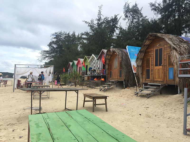 nhà nghỉ, đất quốc phòng, Cô Tô, Quảng Ninh