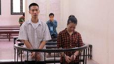 Vợ chồng 9X nghiện ma túy, cướp táo tợn trên đường HN