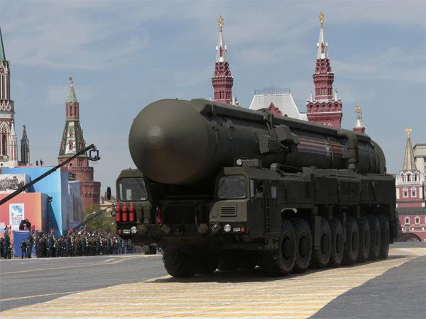 Hé lộ dự án tàu hỏa phóng tên lửa hạt nhân của Nga