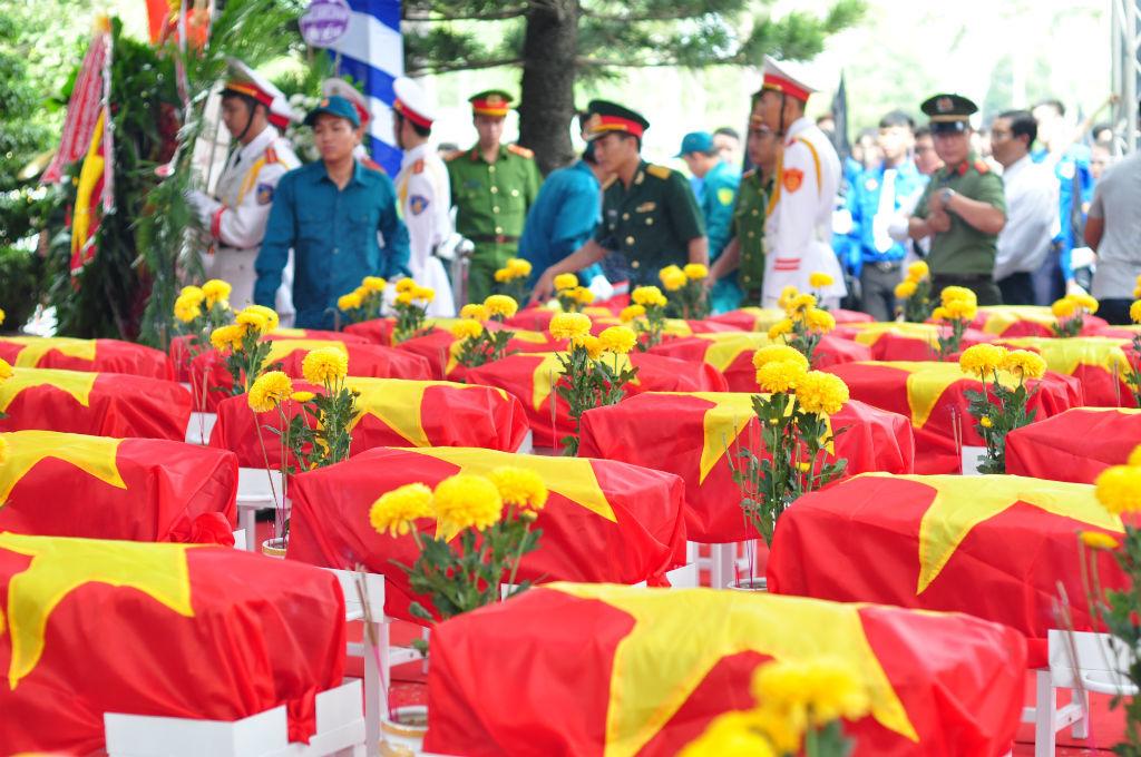 liệt sĩ, an táng, Đồng Nai, truy điệu, Tổng tiến công và nổi dậy Tết Mậu Thân 1968