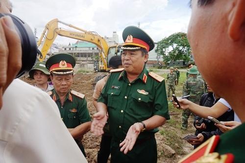 Khoanh vùng 7ha đất sân bay Tân Sơn Nhất tìm kiếm hài cốt liệt sĩ