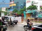 Hà Nội: Cả phường mất nước vì vỡ đường ống