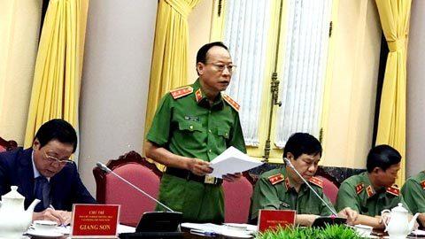 cảnh vệ,  Thứ trưởng Bộ Công an, Lê Qúy Vương