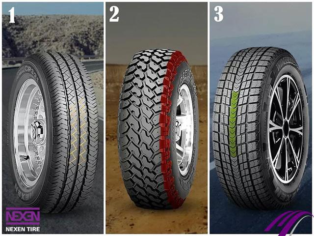 Những tính năng của hoa lốp xe ô tô