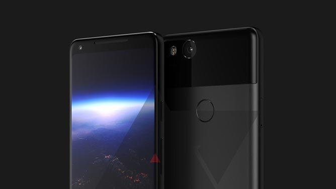 Google sắp ra smartphone nhái tính năng độc, lạ của HTC U11?