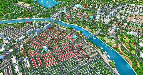 Mega City - 'Điểm nóng' BĐS Bình Dương