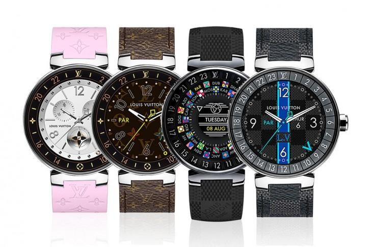 Louis Vuitton bất ngờ ra mắt đồng hồ thông minh giá 60 triệu đồng