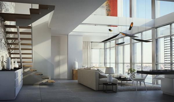 căn hộ, căn hộ thông tầng, căn hộ song lập, biệt thự, studio, căn hộ cao cấp, chung cư cao cấp