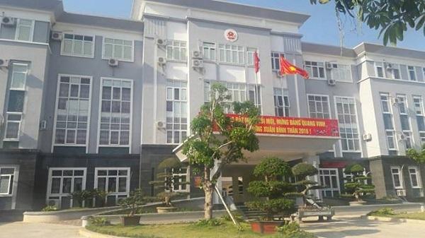 Sơn La: Ủy ban huyện bị trộm đột nhập phá két sắt