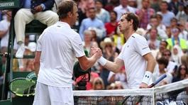 Wimbledon 2017: Andy Murray bất ngờ dừng bước ở tứ kết