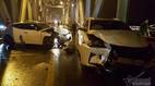Tai nạn nghiêm trọng trên cầu Chương Dương, 3 người tử vong