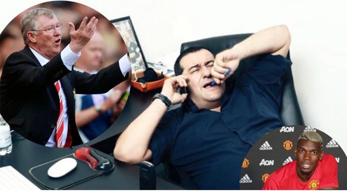 Gã béo 'đáng ghét' trở thành vị cứu tinh của Mourinho