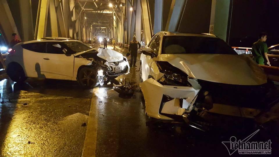 tai nạn, tai nạn giao thông, tai nạn chết người, tai nạn chết người ở Hà Nội, cầu Chương Dương